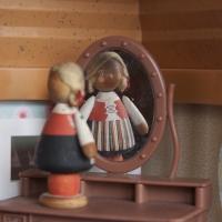 Dolly reflecting